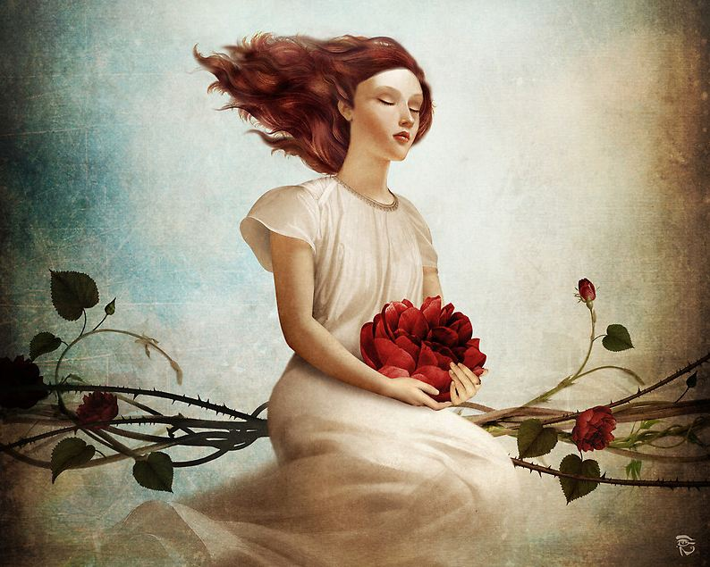 Christian Schloe - Austrian Surrealist Digital painter - Tutt'Art@ (94)