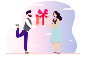 bearded-man-giving-gift-to-surprised-woman_74855-6858